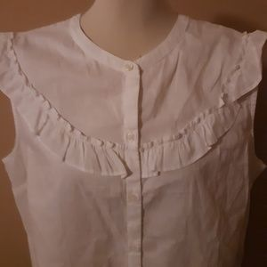 Old Navy Tops - Old Navy Womans White Blouse